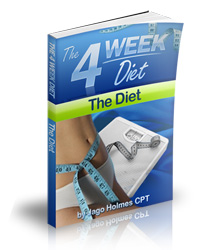 The 4 Week Diet - The Diet