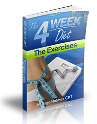 4 Week Diet - The Exercises